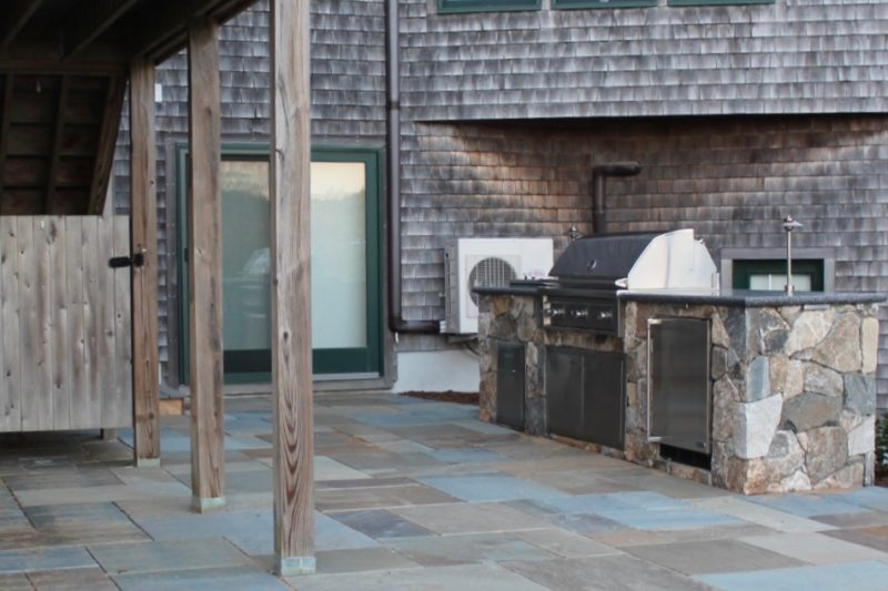 Eastham Outdoor Kitchen and Patio